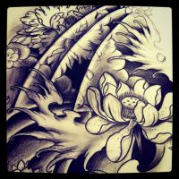 tattoosketchinprogress by WillemXSM