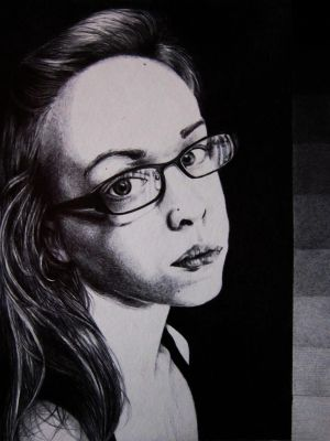 Self Portrait by ObsessiveTwilighter1