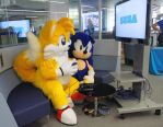 Tails Plays Sonic 2! (1) by refira