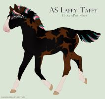9519 AS Laffy Taffy - SOLD by Argentievetri