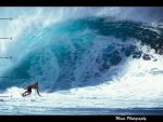 Big Wave Meter by manaphoto