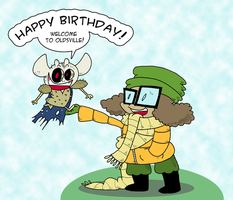 Best of all Possible Birthdays by Galago