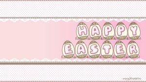 Happy Easter Wallpaper by Romenig