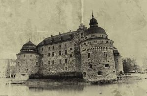 Orebro Castle by HAL-2oo6