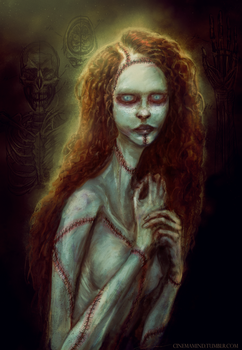 Corpse Girl by cinemamind