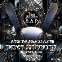 FONT B.A.P - First Sensibility by Milevip