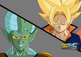 Dragon Ball Kai...... Oh wait, no its not. by OWC478