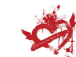 Broke Hearts dont Have to Die by ShortyMV-Shots