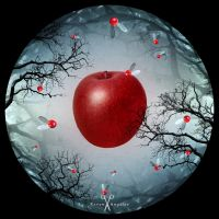 Poison apple by RavenAngelov