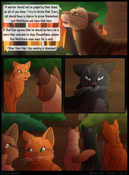Warriors: Blood and Water - Page 37 by Raven-Kane
