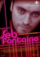 Seb Fontaine Poster by kitster29