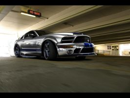 Ford Mustang GT500 by blackdoggdesign