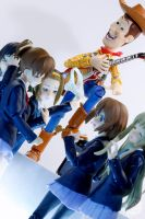 Woody the Idol by theonecam