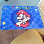 Super Mario Smile Placemat by SuperMarioFan65