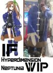 Iffy cosplay WIP by Sailor-Jeimi