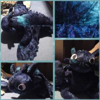 Toothless by Missayah