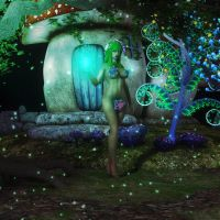 Harlot of Flora by ambient-avalancher