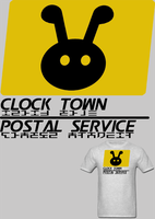 LOZ MM Clock Town Postal Service by Enlightenup23