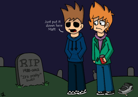 EddsWorld, Thank you for keeping my world Spinning by Spork-a-licious