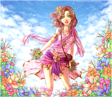 .+:: SS: Summer Spirit::+. by melonjam