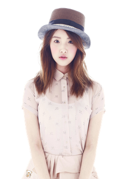 JiHyun 4minute Png by Pystephanie