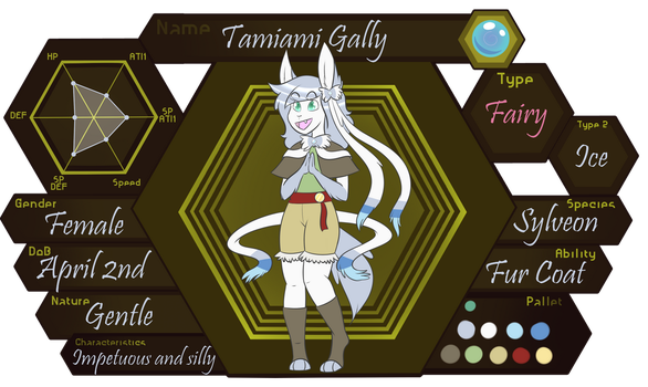AoC: Tamiami Gally by QueenZephy