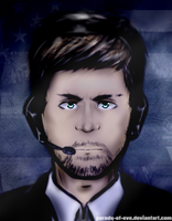 Payday - The Face of Bain by Parody-of-Eve