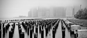 Manhattan Fog by dunkeltoy