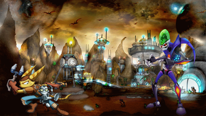 Ratchet And Clank Vs Dr Nefarious by locuaz15143