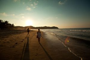 Beach in Sayulita, Mexico by shayne-gray