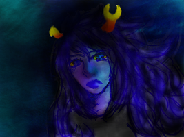 Vriska colors by cnick55