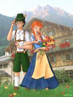 Honeymoon in Tyrol by AgiVega