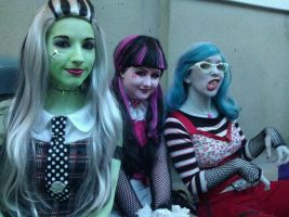 Monster High by TrapDoorLover