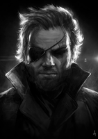 Big Boss by JoshSummana