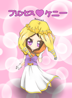 Princess Kenny by rhem-da-potato