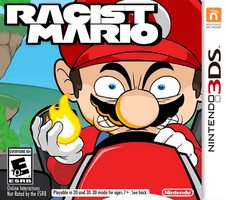 Racist Mario : The Game by Maxlav78