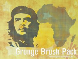 Gunge Photoshop Brushes by digitalrevolutions