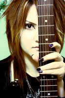 ...JRock Guitar... by LoveAsia