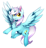 Hey~ I am Wind Blade! [C] by Cloud-Drawings