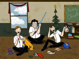 A Very Mormon Christmas by tee-kyrin