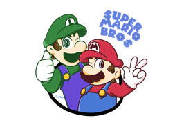 Super Mario Bros. by PoisonLuigi