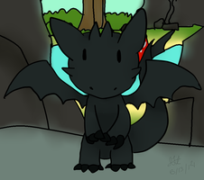 Toothless! by BigFootJake