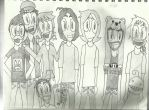 YouTubers by extreme810