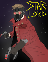 Star-Lord by DaJam22