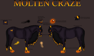 767 Molten Craze by I-llusion-s