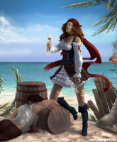 This is my rum... by HAZENHYTE