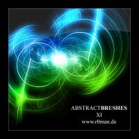 Abstract Brushset 11 - GIMP by r0man-de