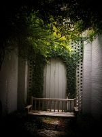 secret bench by seance666