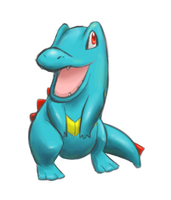 totodile luuuuv by azusa-chan