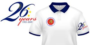 Air Link Polo-Shirt Design by artjective
